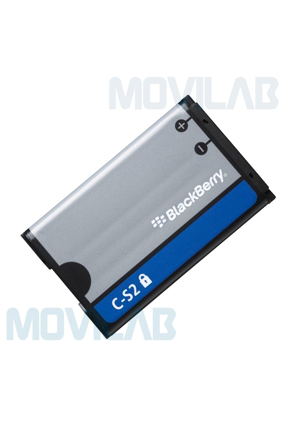 Batería Original Blackberry CS2 8300/8310/8520/8700 OEM