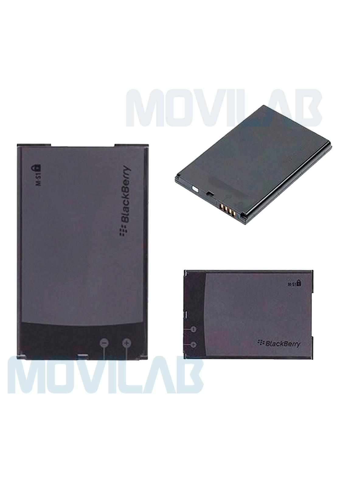 Batería Original Blackberry M-S1 9000 / 9700 OEM