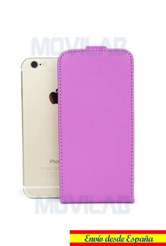 Funda tapa vertical Apple Iphone 6 par