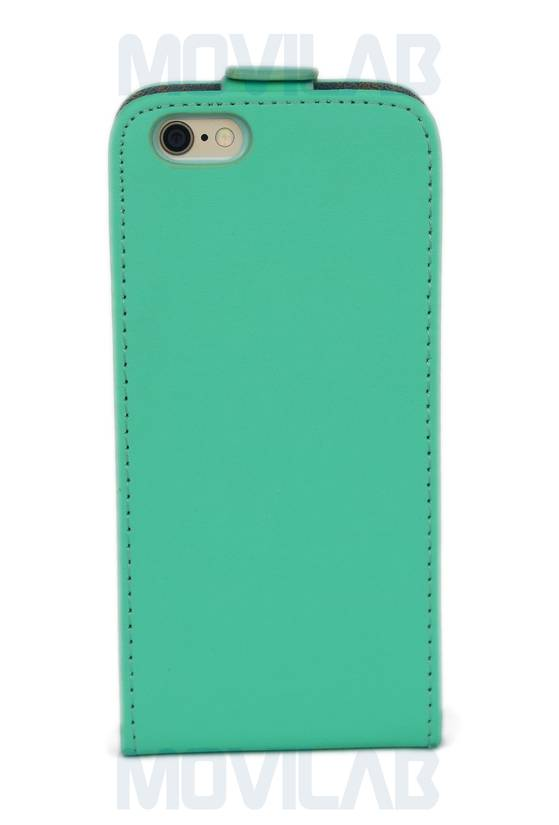 Funda tapa vertical Apple Iphone 6 trasera