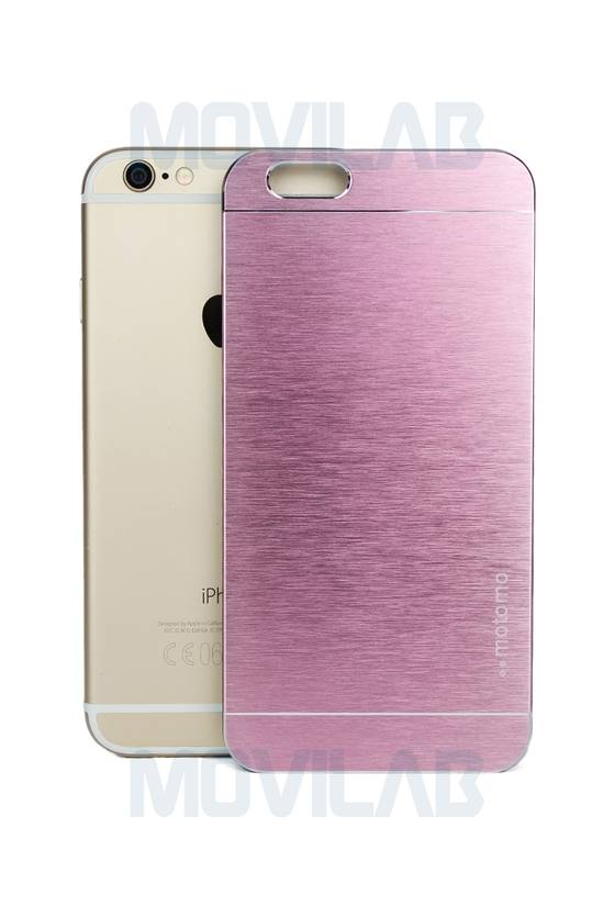 Funda carcasa Apple Iphone 6 Aluminio par