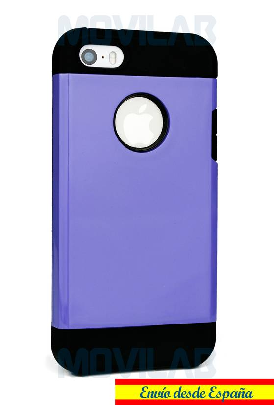 Funda carcasa Apple Iphone 5 antigolpes