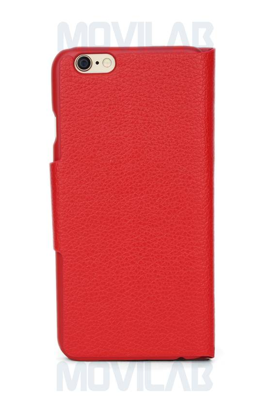 Funda flip Apple Iphone 6 trasera