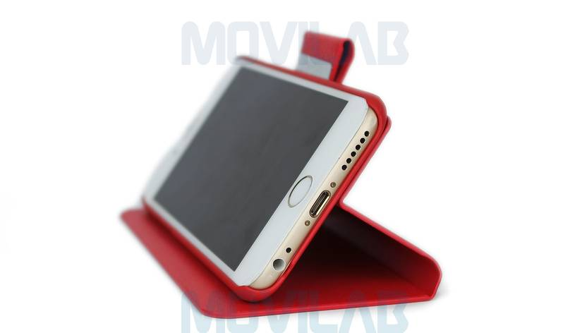 Funda Flip Apple Iphone 6 soporte