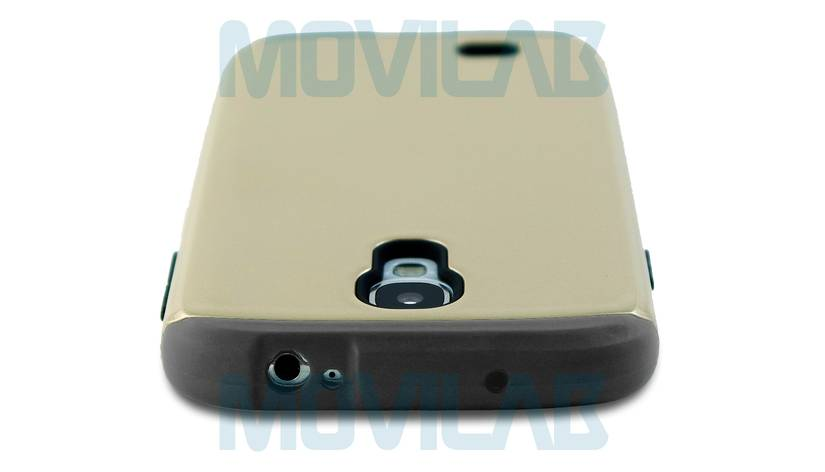 Funca Carcasa Samsung Galaxy S4 I9500 Abertura conectores superior