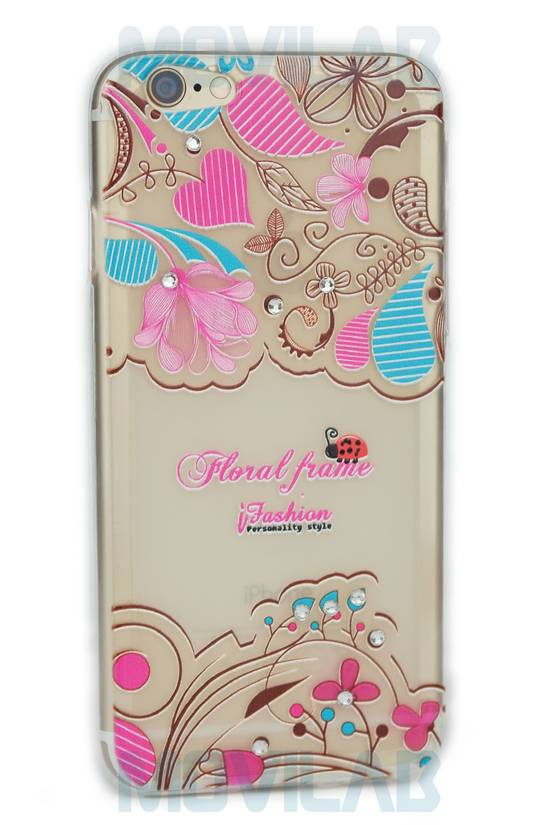 Funda semi Apple Iphone 6 / 6S deco