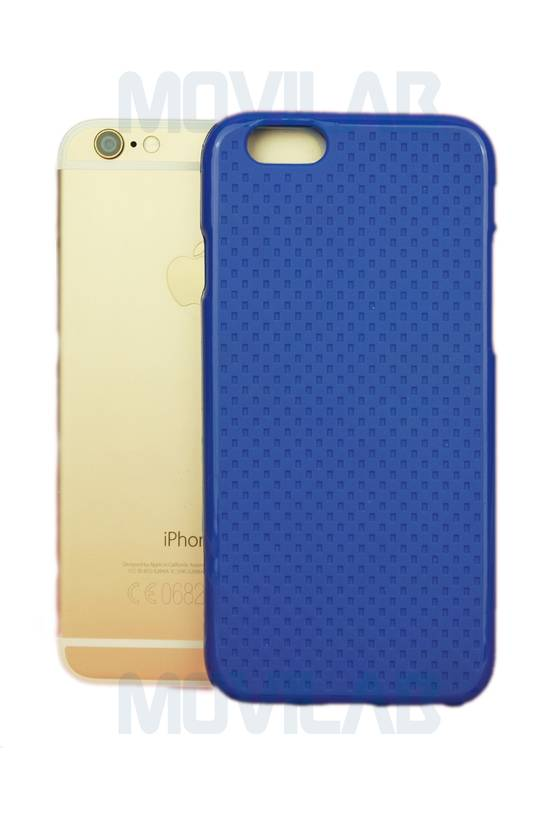 Funda carcasa Apple Iphone 6 azul