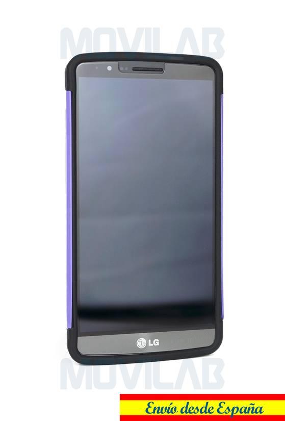 Funda carcasa LG G3 antigolpes frontal