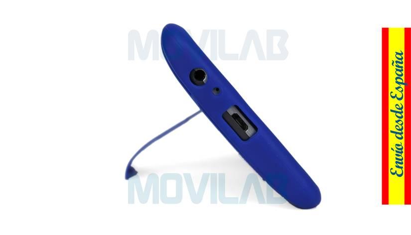 Funda  LG G3 soporte conectores