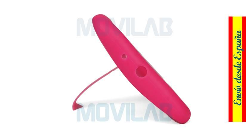 Funda  Motorola Moto G2 soporte comectores