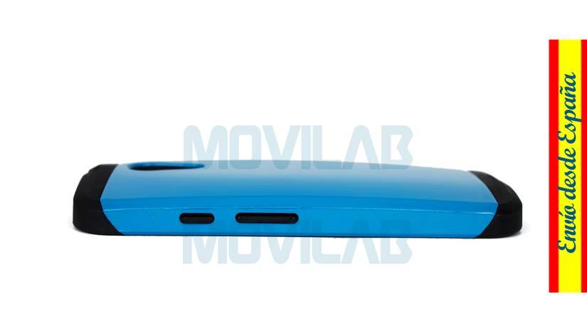 Funda Motorola Moto G2 antigolpes lateral