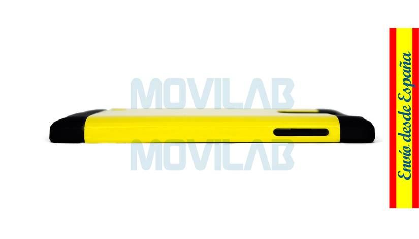 Funda carcasa Samsung Galaxy Note 4 antigolpes lateral