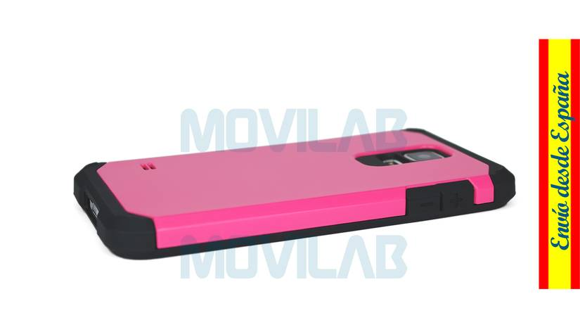 Funda carcasa Samsung Galaxy S5 lateral