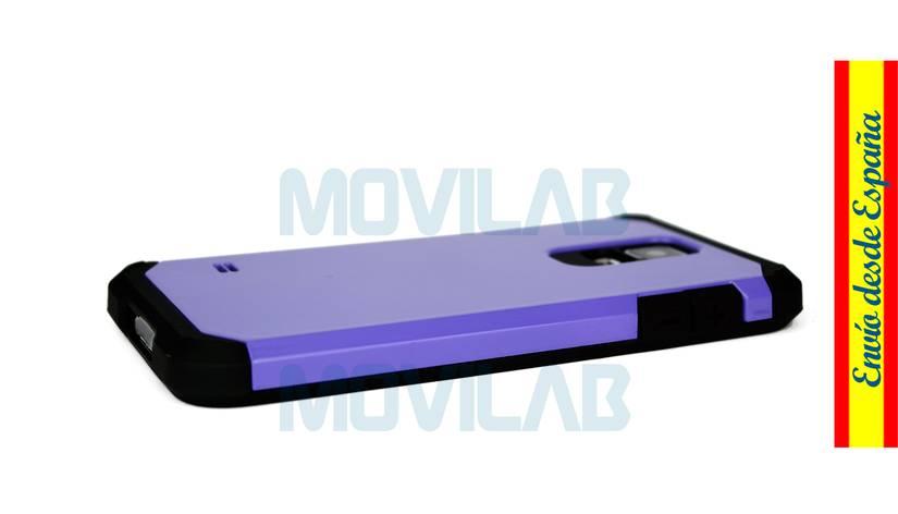 Funda carcasa Samsung Galaxy S5 antigolpes lateral