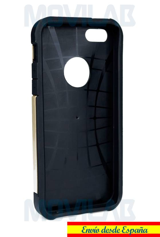 Funda carcasa Iphone 5 / 5S goma TPU