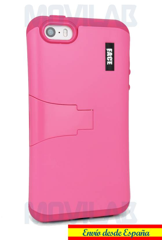Funda carcasa Apple Iphone 5 protectora soporte