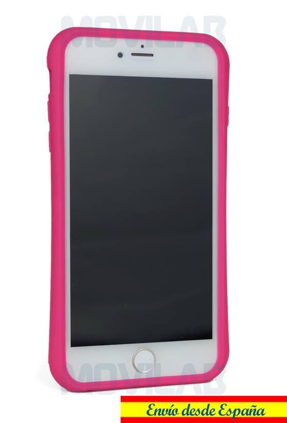 Funda carcasa Apple Iphone 6 Plus soporte Frontal