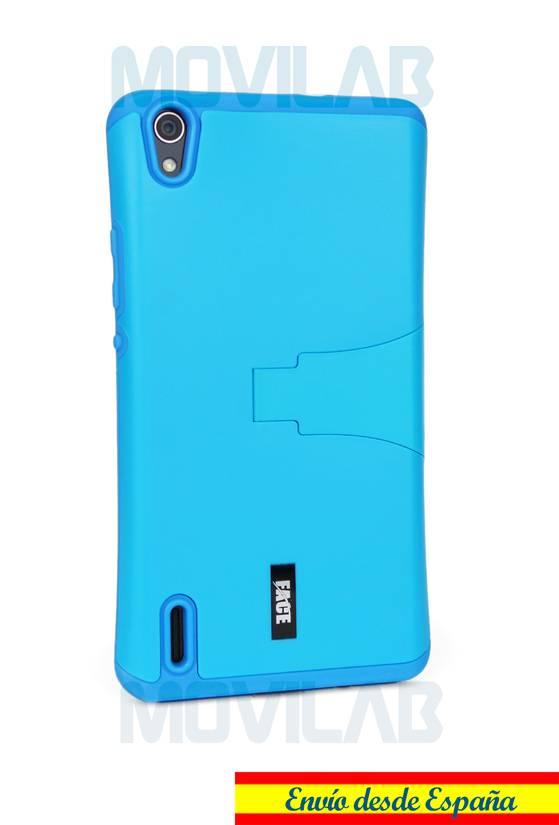 Funda carcasa Huawei P7 soporte