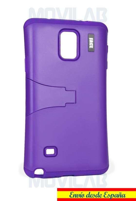 Funda carcasa Samsung Galaxy Note 4 soporte