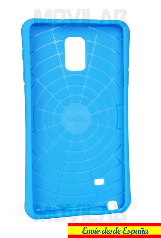 Funda carcasa Samsung Galaxy Note 4 soporte TPU