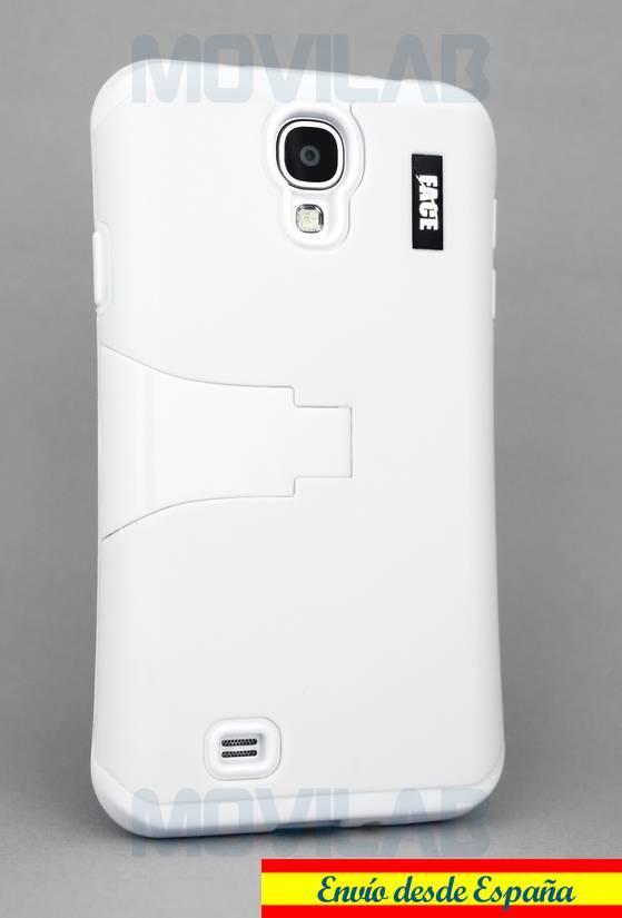 Funda carcasa Samsung S4 protectora soporte