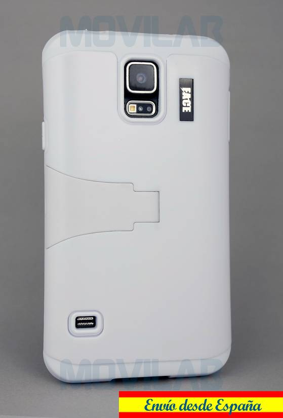 Funda carcasa Samsung Galaxy S5 soporte