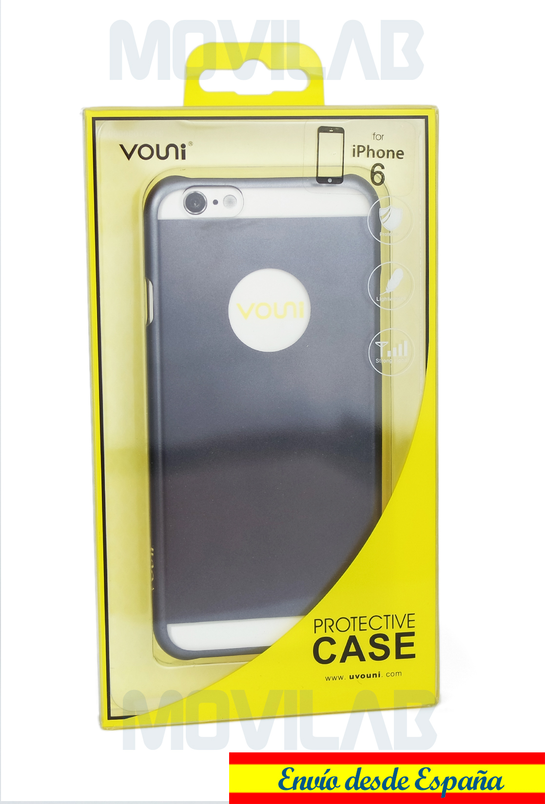 Funda Vouni Apple Iphone 6 Blister