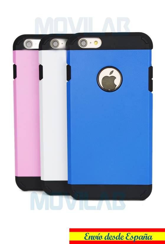 Funda carcasa antigolpes Iphone 6 Plus