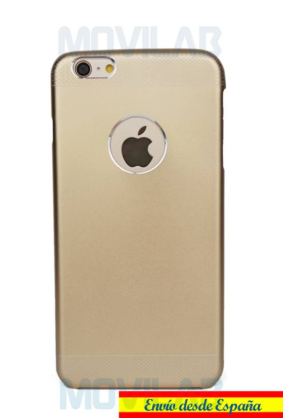 Funda aluminio Apple Iphone 6 Plus trasera