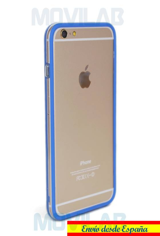 Carcasa Bumper Iphone 6 Plus Trasera