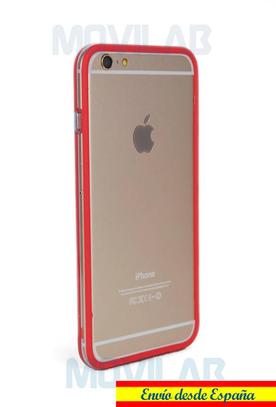 Carcasa bumper Iphone 6 Plus TPU