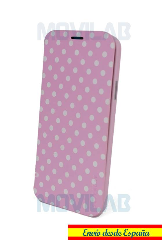 Funda Flip Samsung Galaxy S5 lateral