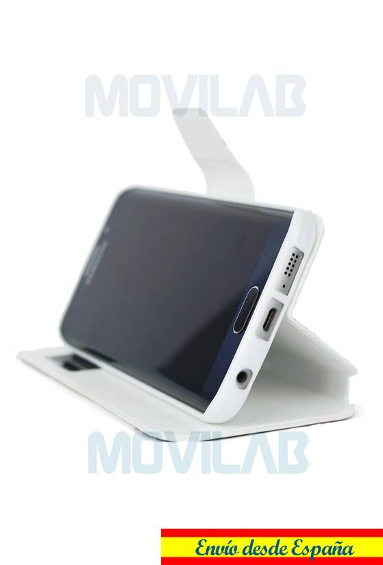 Funda Flip Samsung Galaxy S6 Edge conectores