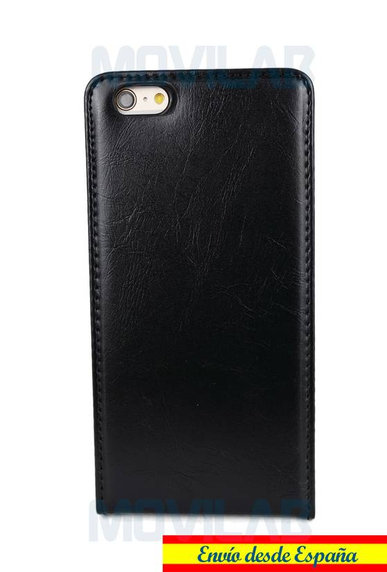 Funda tapa vertical Apple Iphone 6 Plus trasera