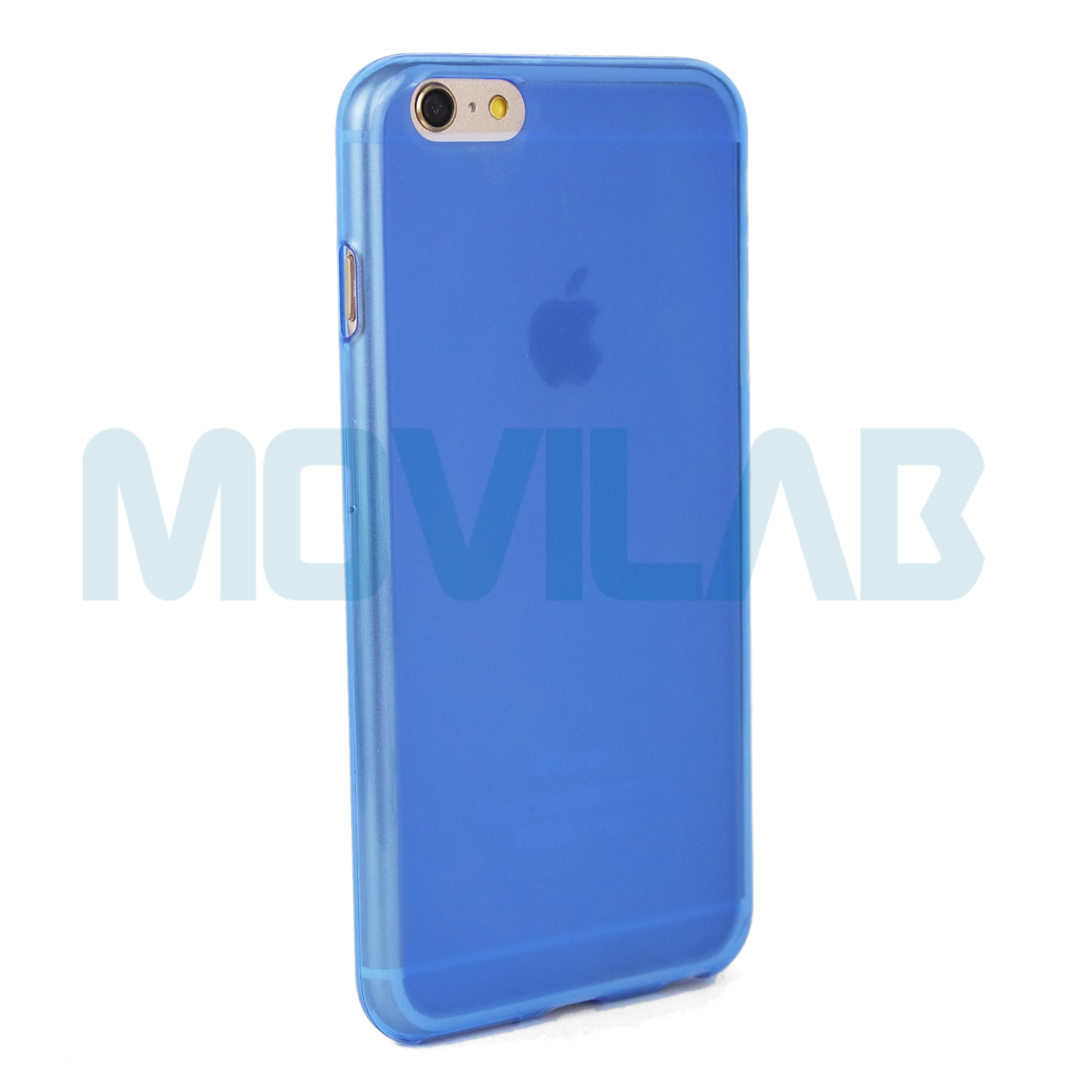 Funda gel Iphone 6 Plus azul