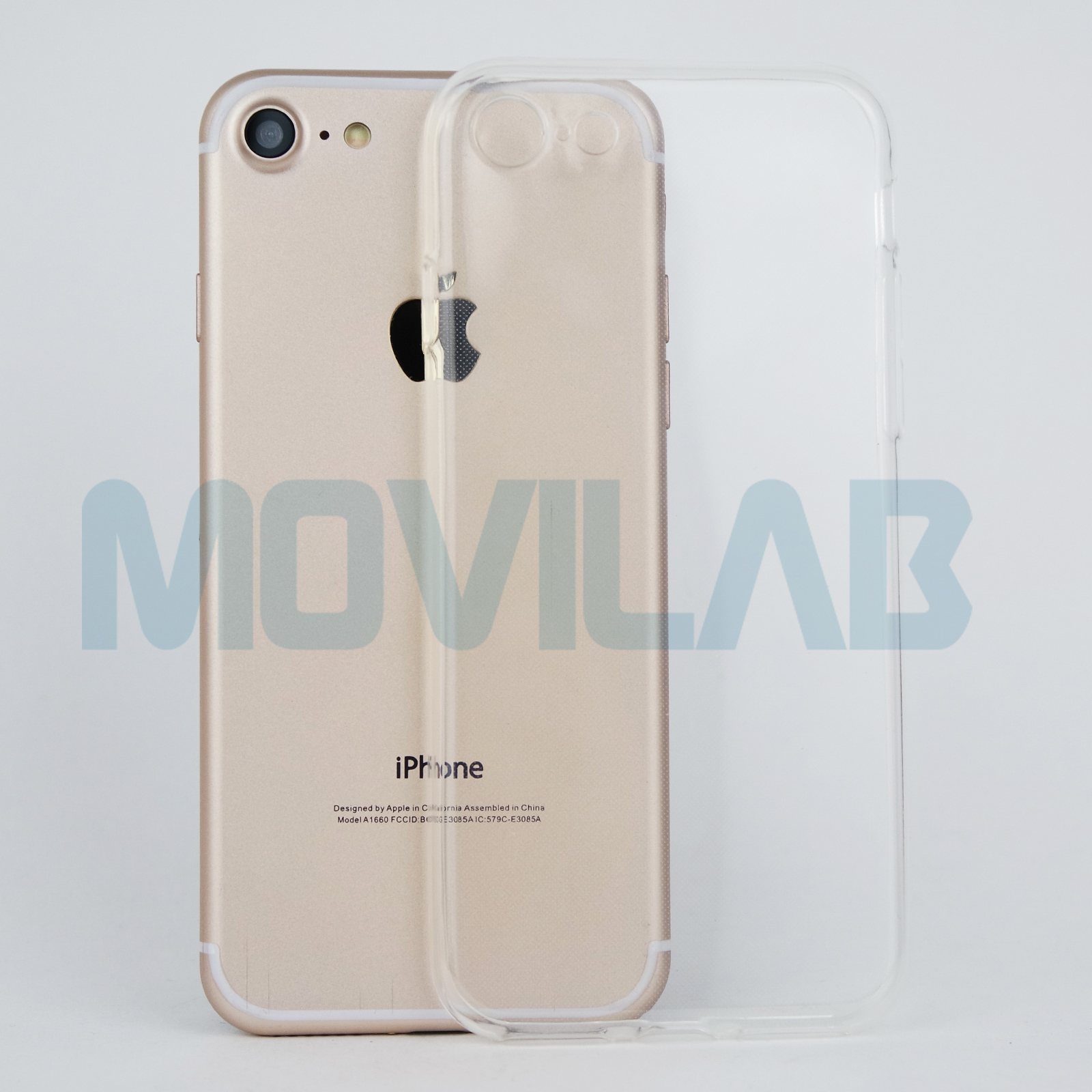 Funda semi slim 0.5 Apple Iphone 7
