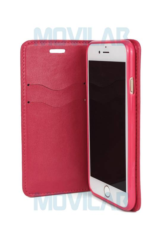 Funda tapa libro magnet Iphone 7