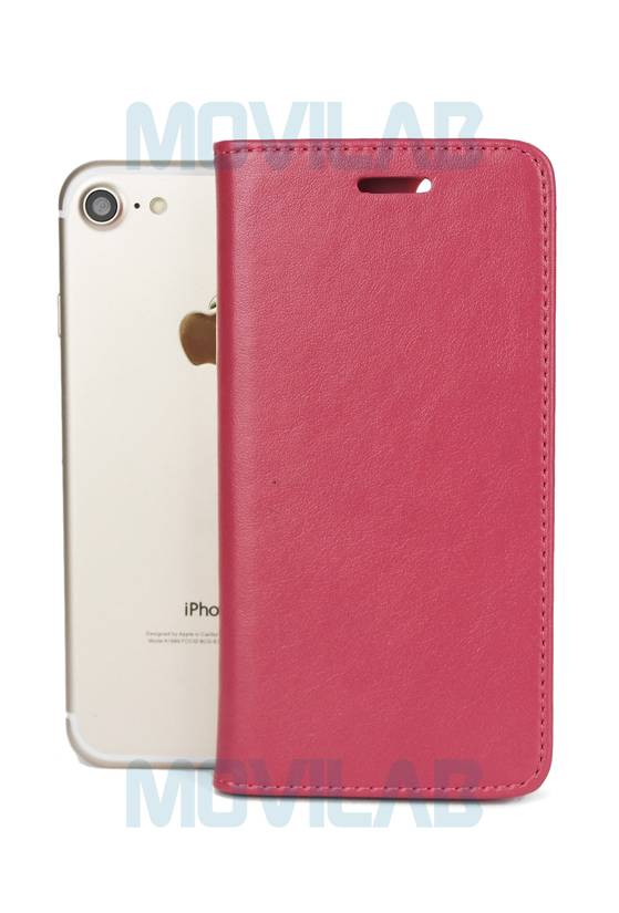 Funda flip Apple Iphone 7 magnet frontal