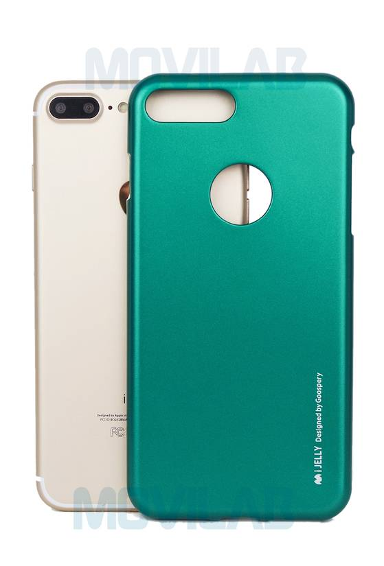 Funda gel mercury Apple Iphone 7 Plus trasera
