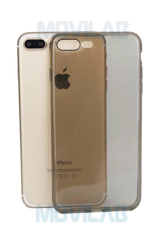 Funda semi slim 0.3 Apple Iphone 7 Plus