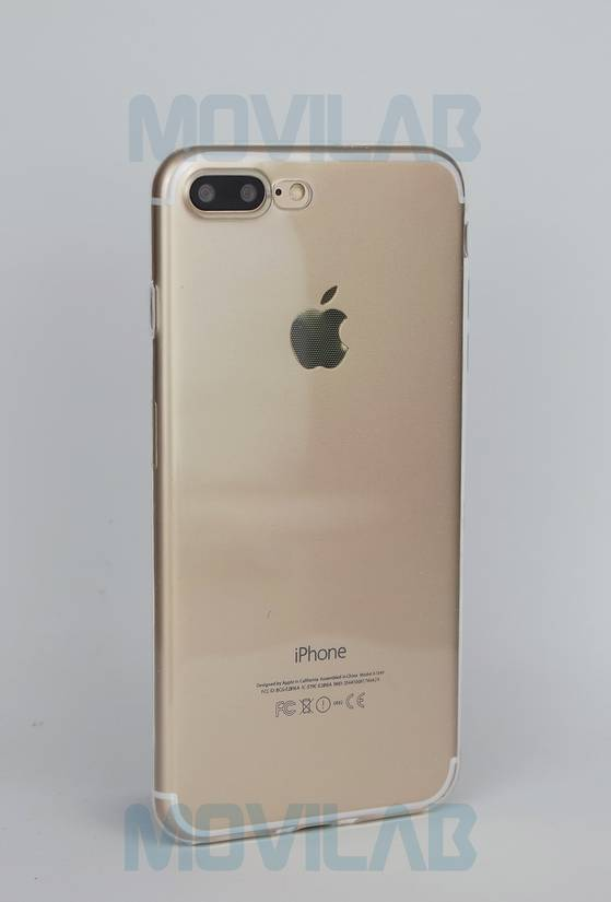 Funda Apple Iphone 7 Plus trasera 0.3