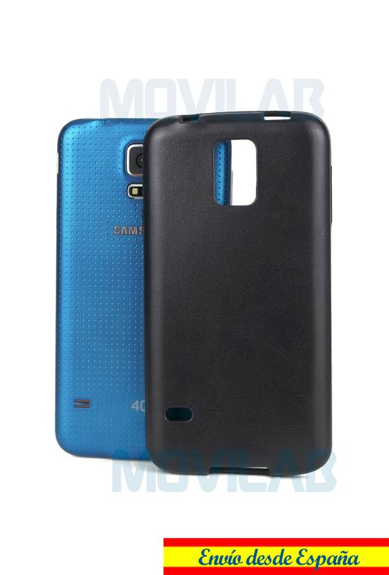 Funda semi Galaxy S5 piel