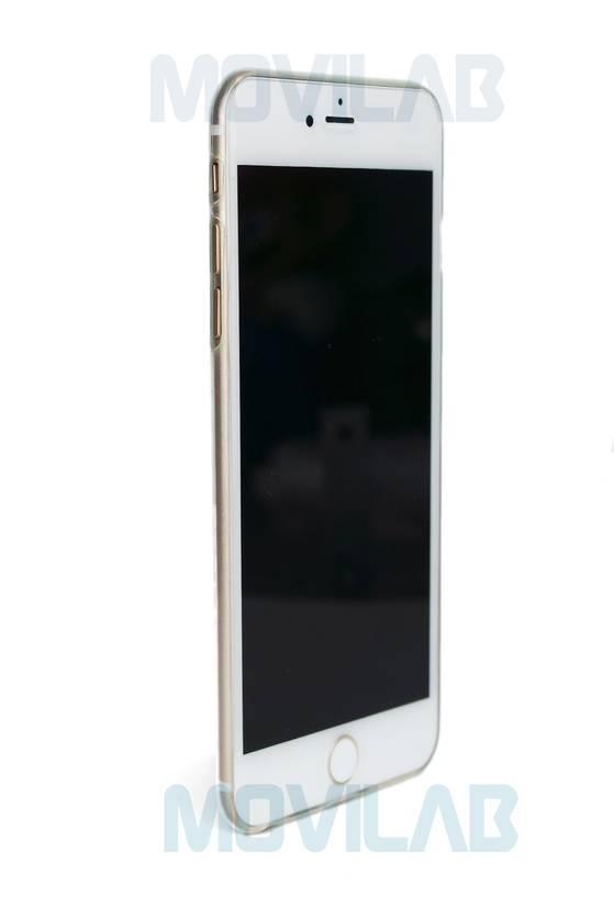 Funda semi Apple Iphone 6 Plus frontal deco