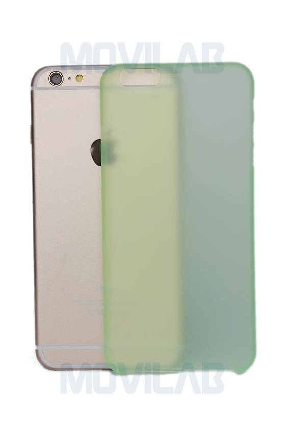Funda slim Apple Iphone 6+ trasera