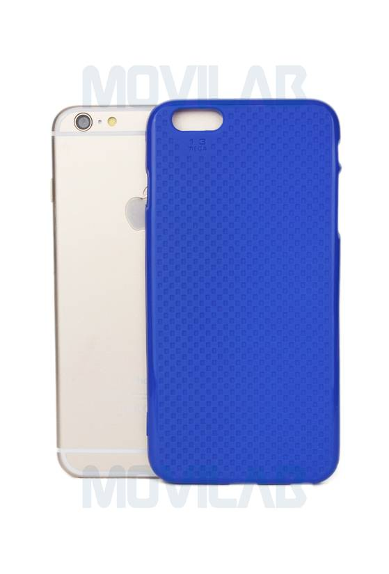 Funda gel  Apple Iphone 6+ opaca