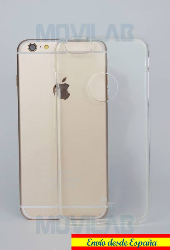 Funda gel Mercury Apple Iphone 6+ trasera