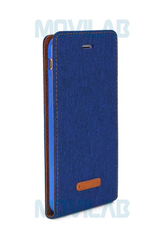 Funda tapa Apple Iphone 7 Jeans