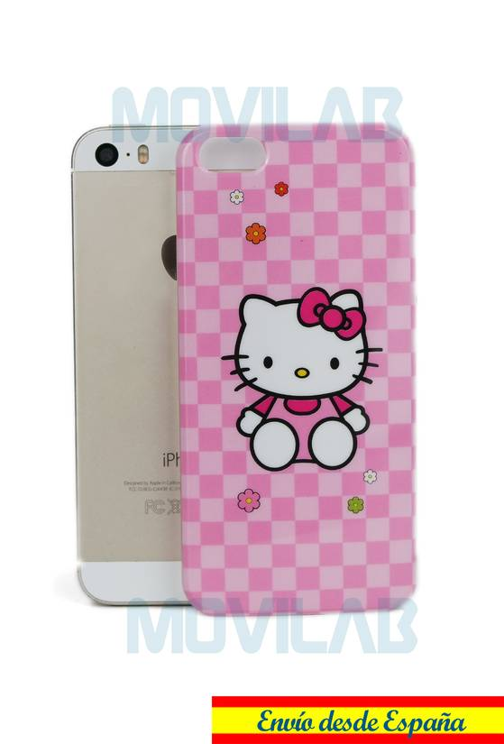 Funda trasera  rigida Apple Iphone 5 par