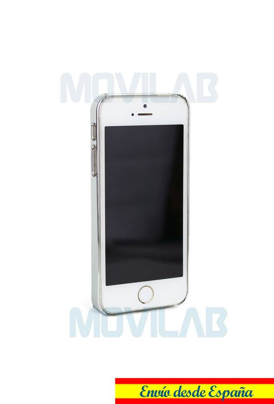 Funda aluminio Apple Iphone 5 frontal