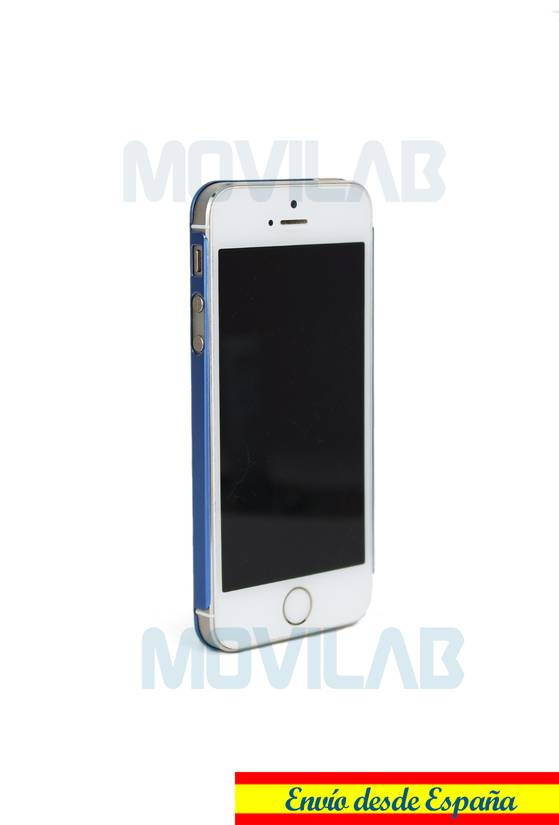 Funda aluminio  Apple Iphone 5 lateral